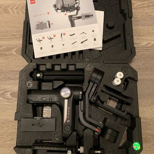 Zhiyun WEEBILL S Gimbal Stabilizer for Sale in Rockville, MD