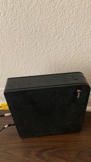 Ubee modem for cox for Sale in El Cajon, CA