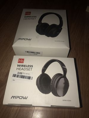 Wireless headphones Noise Cancelling $60 OBO for Sale in Columbus, OH