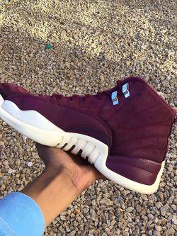 """Jordan 12 """"Bordeaux"""" for Sale in Sloan,  NV"""