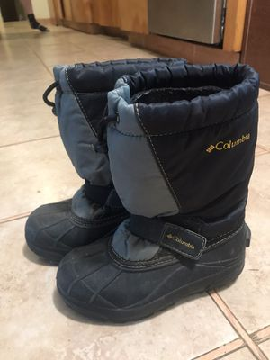 Columbia Snow Boots - kids size 13 for Sale in West Linn, OR