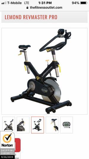 Lemond ProSeries spin bike for Sale in Hesperia, CA