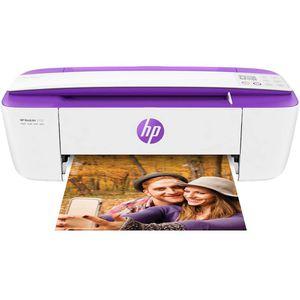 HP Deskjet 3755 all in one wireless inkjet printer, purple for Sale in Hazleton, IN
