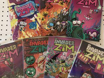 Invader Zim Books/ Comics for Sale in Riverside,  CA