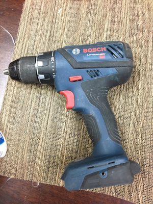 Bosch drill for Sale in Bakersfield, CA