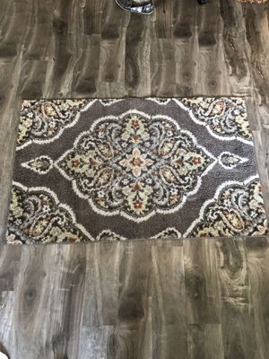 Kitchen/Bathroom rug with mat for Sale in Los Angeles, CA