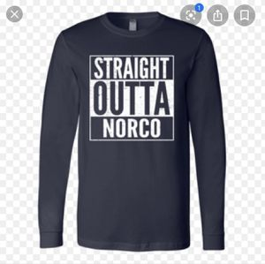 NORCO T-SHIRTS FOR SALE! for Sale in Paramount, CA