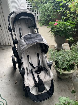City Select Double Stroller for Sale in Seattle, WA