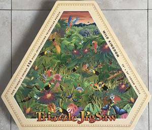 Triazzle puzzle and game for Sale in Laguna Niguel, CA