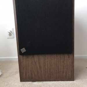 Sub Woofer Enclosures Pair (2) for Sale in Howell Township, NJ