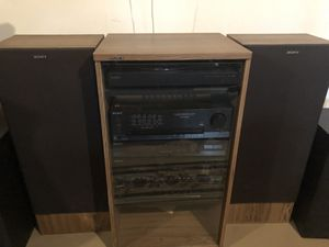 Sony SEN-280 Stereo Component System for Sale in Williamsville, NY