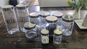 Pantry Containers for Sale in Missouri City, TX