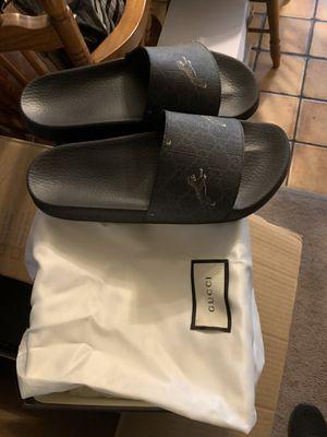 Gucci sandals size 8.5 for Sale in Davie, FL