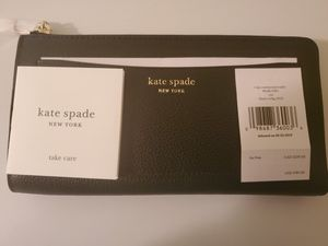 Kate Spade Black Wallet for Sale in Oakland Park, FL
