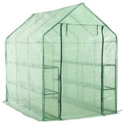 Walk-in Greenhouse with 12 Shelves Steel 4.7'x7'x6.4' for Sale in Long Beach, CA