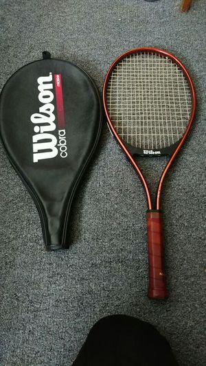 Tennis racket $20, racketball racket $25 and badminton racket $15 for Sale in San Francisco, CA