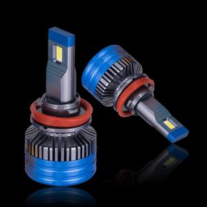 H11 Led Headlight Bulb 2 Pcs find your car size in the description for Sale in Garland, TX