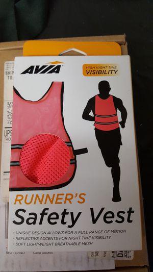 Hot pink new safety vest for Sale in Allen Park, MI