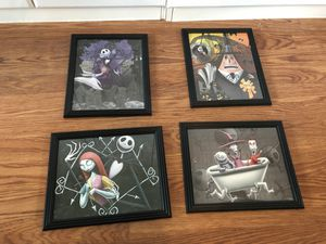 Nightmare before Christmas 8 x 10 pictures for Sale in Wesley Chapel, FL
