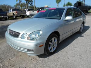 2005 Lexus GS 300 for Sale in NEW PORT RICHEY, FL