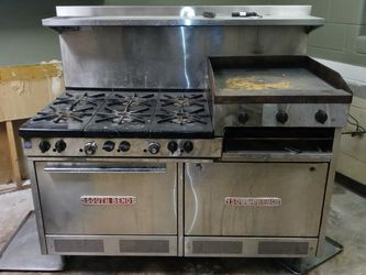 Commercial Stove for Sale in Dallas,  TX