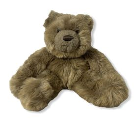 Gund Mocha Color 6406 Brown Soft Plush Bear Toy Stuffed Animal for Sale in Beaverton,  OR