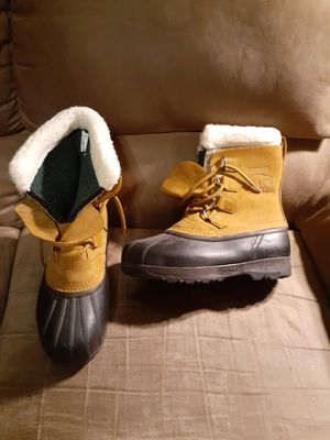 Women's size 8 Sorel Caribou boots for Sale in Longwood, FL