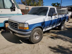1993 ford f150 4x4 5.8 for Sale in Montclair, CA