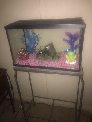 fish aquarium for Sale in Victoria, TX