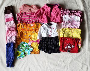 Baby Girl Clothes Bundle for Sale in Bell Gardens, CA