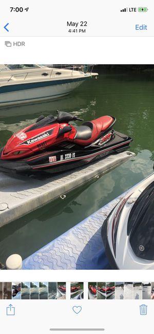 2014 Kawasaki jet ski ultra 310x for Sale in Suwanee, GA