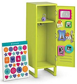 American Girl Doll Truly Me School Locker Set for Sale in Clermont, FL