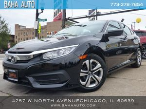 2017 Honda Civic Sedan for Sale in Chicago, IL