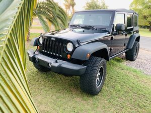 2008 Jeep Wrangler convertible perfect condition for Sale in Chandler, AZ