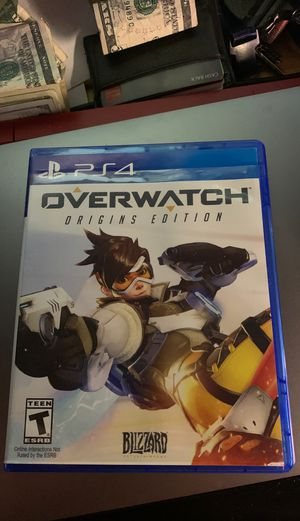 Overwatch-origins series for Sale in Long Beach, CA