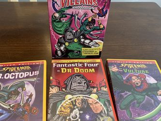 Villains Showdown Limited Edition 3 Disc Set (2008) for Sale in Raleigh,  NC