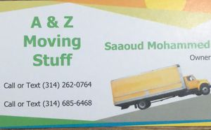 Moving stuff {url removed} for Sale in Manchester, MO