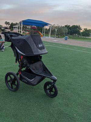 BoB Revolution Flex Stroller +Car Seat +Attachments Bundle for Sale in Las Vegas, NV