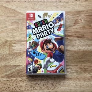 Mario Party Deluxe for Nintendo Switch for Sale in New Orleans, LA