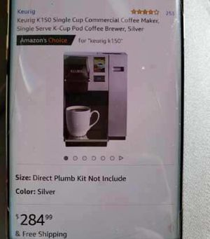 Keurig for Sale in Buffalo, NY