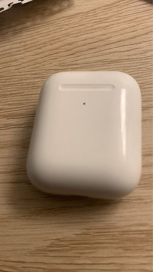 Apple AirPods charger casing serious 2 wireless charging for Sale in Orland Park, IL