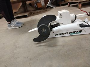 Trolling motor 80lbs for Sale in Wichita Falls, TX