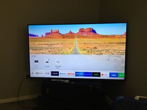 55 inch Samsung smart tv for Sale in Stone Mountain, GA