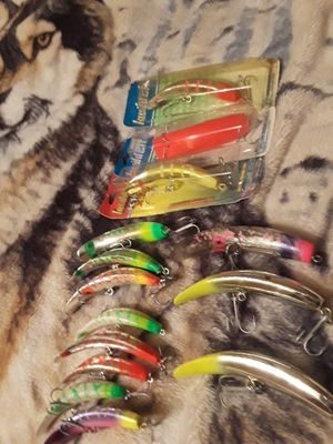 Fishing kwikfish lures for Sale in Vancouver, WA