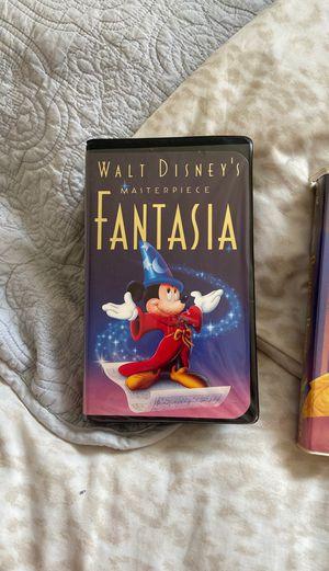 Original Fantasia VHS for Sale in Fullerton, CA