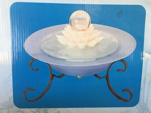 Brand new, beautiful tabletop fountain. Paid $70+ w/tax, asking $40. for Sale in Vista, CA