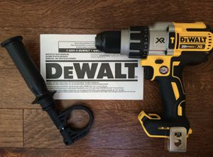 DeWalt 20V hammer drill new for Sale in Port St. Lucie, FL
