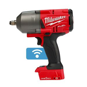 New! Milwaukee M18 FUEL ONE-KEY 18-Volt Lithium-Ion Brushless Cordless 1/2 in. Impact Wrench w/Friction Ring (Tool-Only) for Sale in Miami, FL