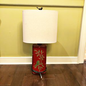 """Table Lamp w/Shade   27"""" for Sale in Washington Crossing, PA"""