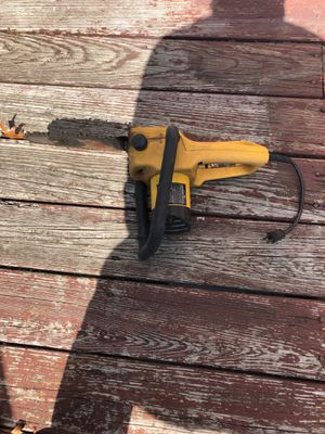 "Mcculloch 8"" chainsaw for Sale in Adelphi, MD"